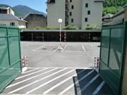 Parking Clôturé