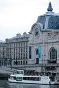Port d'embarquement du Musée d'Orsay : Port de Solférino