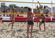 Animations TAC Beach volley et Volley vacances