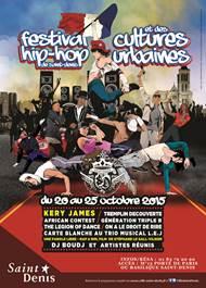 FESTIVAL HIP-HOP ET DES CULTURES URBAINES