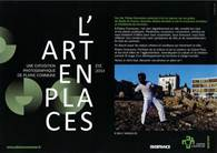 L'ART EN PLACES