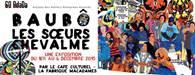 BAUBÔ & LES SOEURS CHEVALME PAR LE CAFÉ CULTUREL – LA FABRIQUE MACADAMES