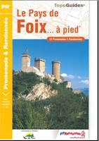 Le Pays de Foix ... à pied