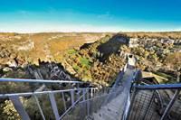 Les remparts de Rocamadour -4