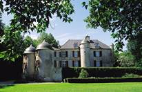 Château d'Urtubie - extérieur château