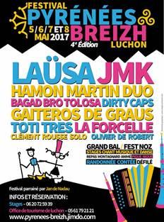 Festival Pyrénées Breizh