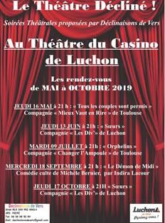 Le Théâtre Décliné !