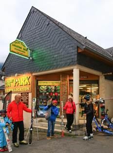 Snow Park Luchon