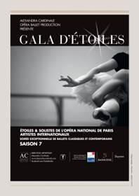 Spectacle - Gala d'Etoiles saison 7