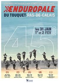 Enduropale du Touquet-Pas-de-Calais Quaduro 2020