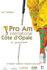 Golf - Pro Am International de la Côte d'opale