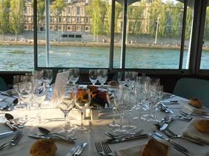 """Croisière """"déjeuner sur la Seine"""""""