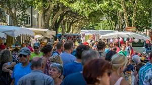 Marché traditionnel de Saint-Jean-du-Gard