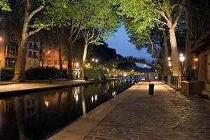 """Croisière """"dîner musical"""" sur le canal Saint Martin"""