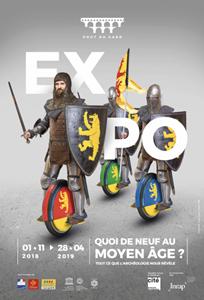 EXPO TEMPO : « Quoi de Neuf au Moyen Âge ? »