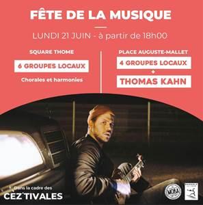 Fête de la musique en Provence Occitane