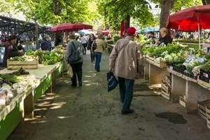 Les marchés locaux