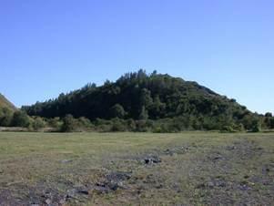 Fouquieres-les-lens - grands espaces et patrimoine naturel - le terril remblai marais de Fouquieres