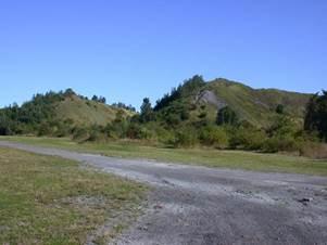 harnes - grands espaces et patrimoine naturel - le terril 9 nord de courrières