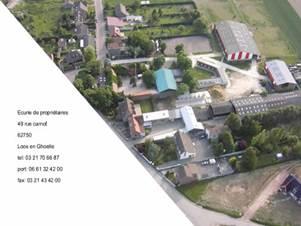 Loos-en-Gohelle - Grands espaces et Patrimoine naturel - Ferme équestre