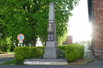 Monument aux victimes du travail de Fouquières-lez-Lens