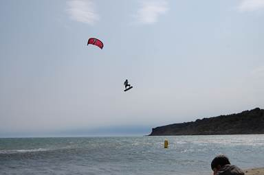 Ecole de Kitesurf EB Kite