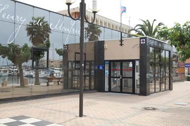 Office du Tourisme Port Leucate