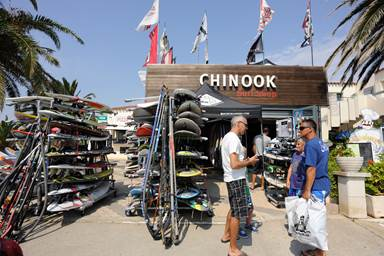 Surfshop Chinook Leucate