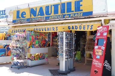 Bazar Le Nautile