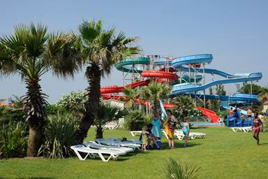 Aqualand Port Leucate Jean Belondrade