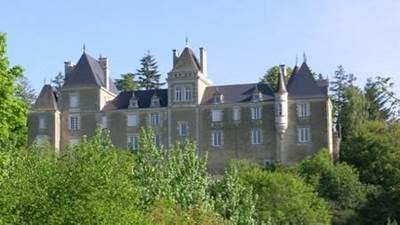Les châteaux de Béruges