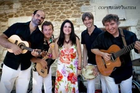 Octobre Musical : Concert avec Batida