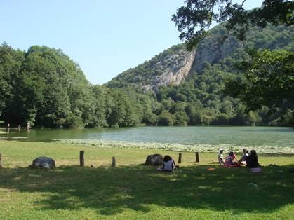Lac de Barbazan