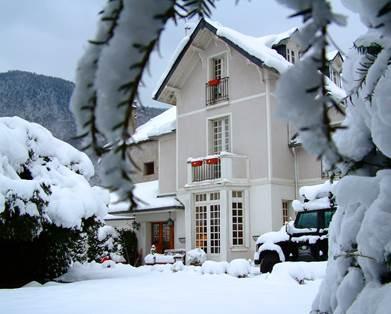 Villa Portillon Hiver
