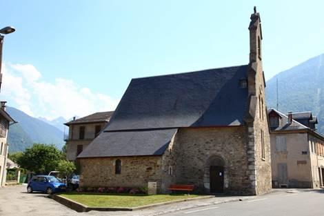Chapelle Saint-Etienne de Barcugnas