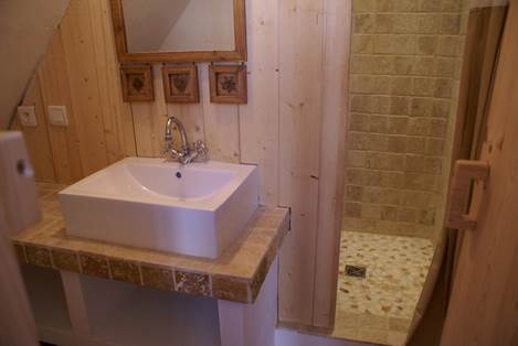 Salle de bain Ch. mezzanine