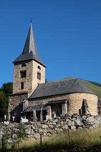 Église de Cazeaux de Larboust