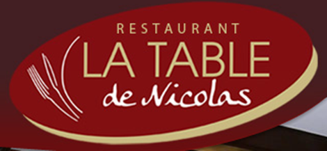 la table de nicolas