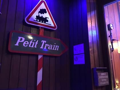 Apart Hôtel Le Petit Train