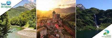 Taxe de séjour Luchon - St-Béat - St-Bertrand-de-Comminges