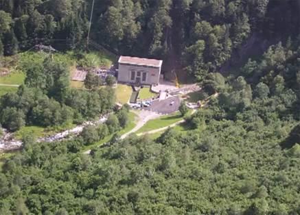 Centrale Hydroélectrique du Portillon