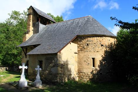 Eglise de Benqué