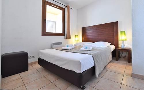 Chambre - Uzès Appart Hotel - Le Mas des Oliviers