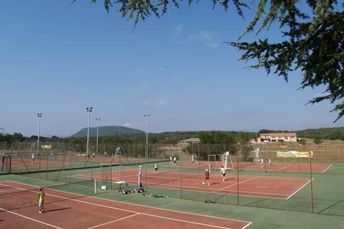Espace Gard découverte tennis