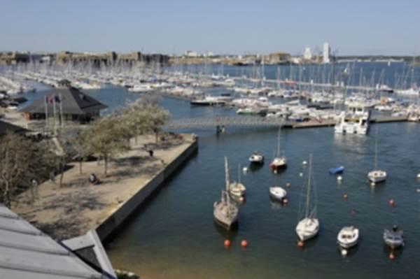 Port-Plaisance-Kernevel-Larmor-Plage-Groix-Lorient-Morbihan-Bretagne-Sud Yvan Zedda