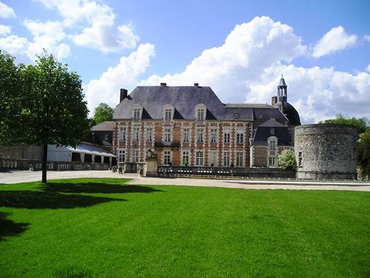Château d'Étoges