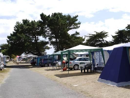 Camping-municipal-du-Kerver-Saint-Gildas-de-Rhuys-Morbihan-Bretagne Sud Camping Municipal du Kerver