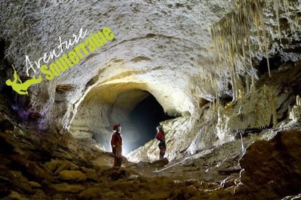 Aventure souterraine