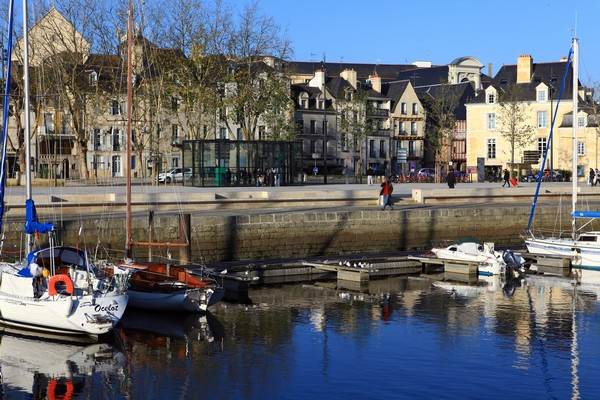 Port Vannes - Morbihan Bretagne Sud CDT56 - Marc Schaffner