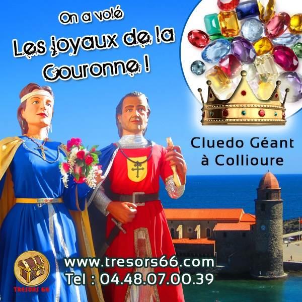 Chasse au Trésor à Collioure - Activités Collioure